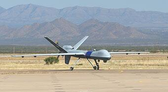 Predator B unmanned aircraft system
