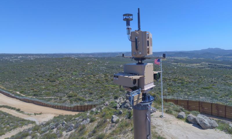 CBP's Autonomous Surveillance Towers Declared a Program of Record along the  Southwest Border   U.S. Customs and Border Protection
