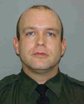 Image of Senior Patrol Agent David N. Webb