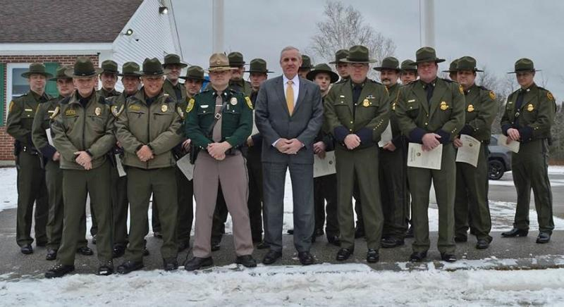 Border Patrol Agents in New Hampshire Acquire New Authority
