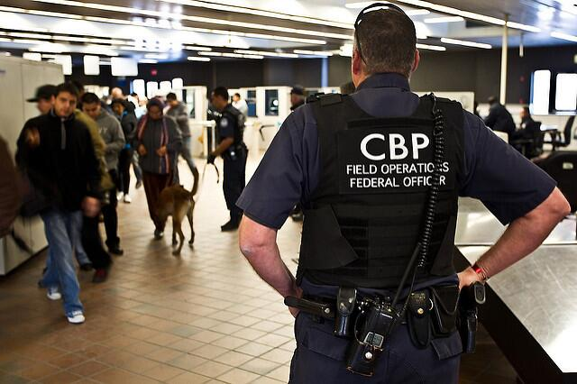 On a typical day during 2015, CBP apprehended 23 wanted persons at ports of entry nationwide.