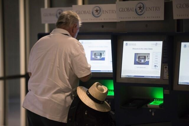 Global Entry offers arriving travelers the ability to fast track through CBP processing.
