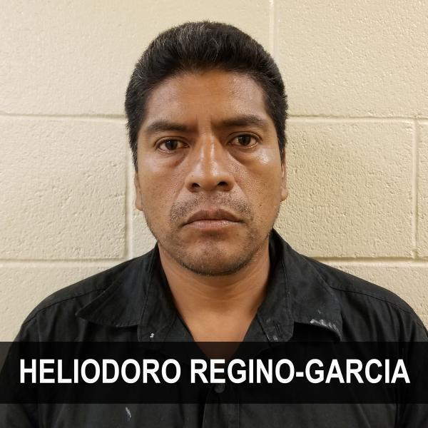 Heliodoro Regino-Garcia