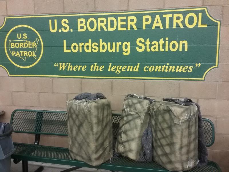 Backpacker Smugglers at LDS