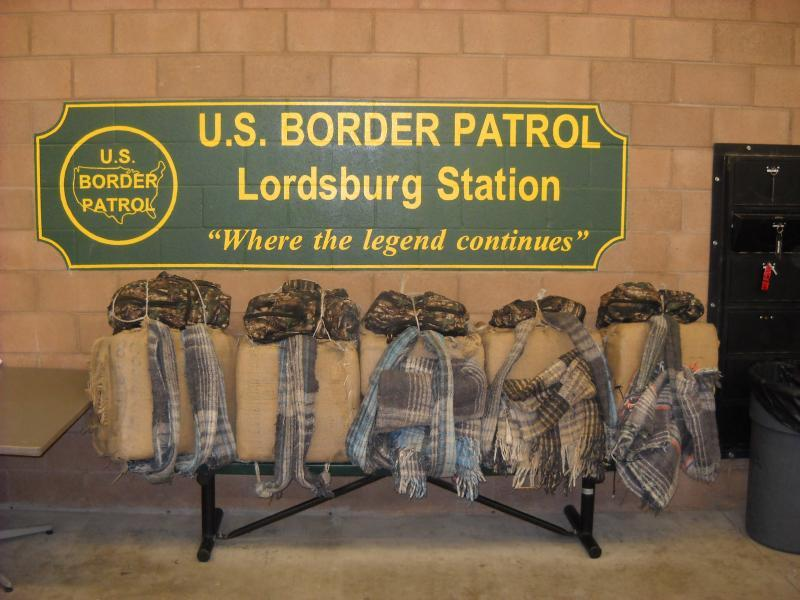 Contraband seized in southern N.M.