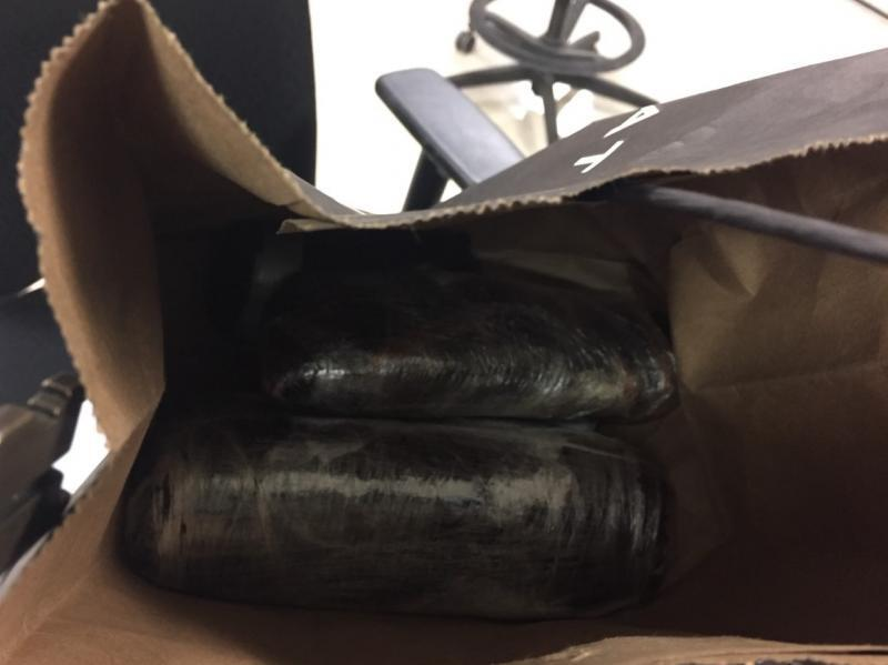 Heroin Seizure in Arizona