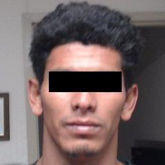 Nicson Valenzuela-Redondo, convicted sex offender.