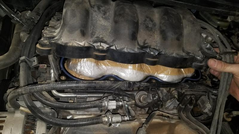 Border Patrol finds 8.95 pounds of methamphetamine with an estimated street value of $22,375 concealed in vehicle's engine compartment.