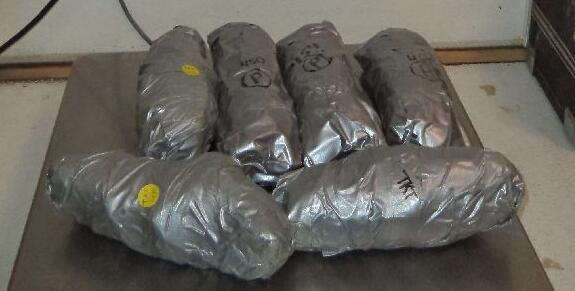 Drug smugglers attempted to conceal cocaine and meth from CBP officers, but were caught with the help of CBP