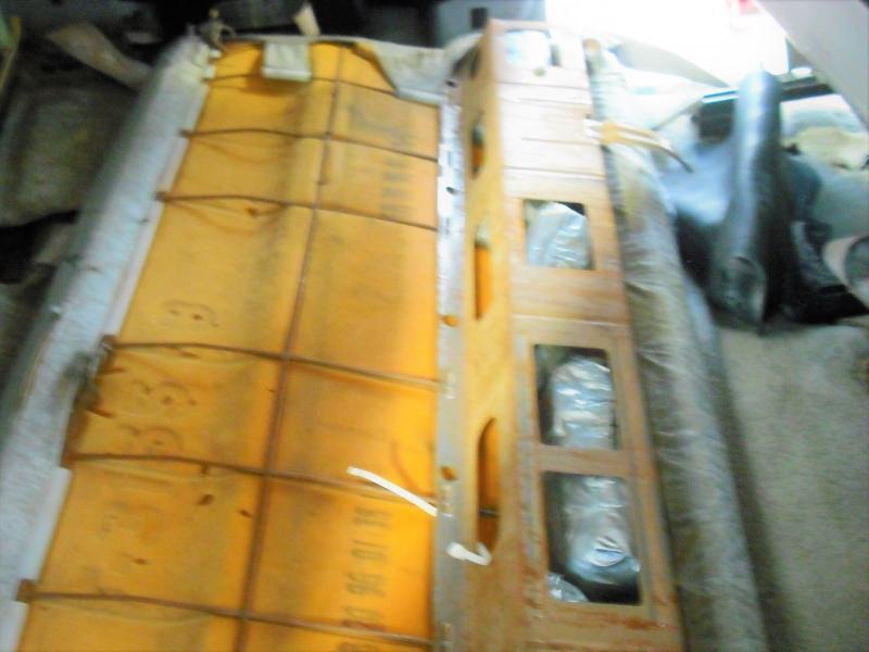 Smugglers attempted to hide meth withhin the backseat of a smuggling vehicle