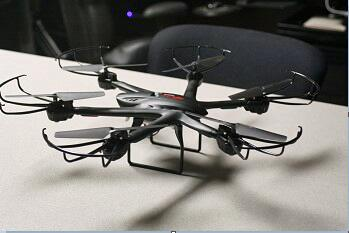 Yuma Border Patrol agents are experiencing recent activity involving remote controlled aircraft, or drones