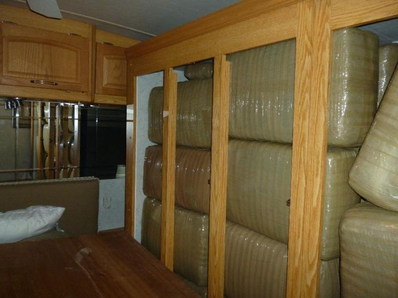 Smugglers attempted to bring $304,000 worth of marijuana through the Port of Lukeville, by hiding it within the cabinetry of an RV.