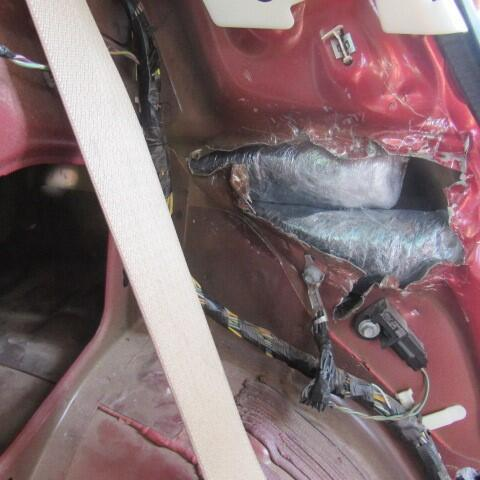 Officers were led to the location of 79 pounds of meth by a CBP narcotics canine