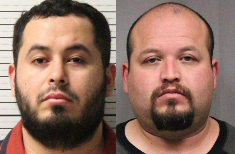 Agents arrested two prison escapees from Colorado