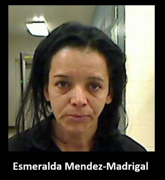 Photo is of Subject Esmeralda Mendez Madrigal