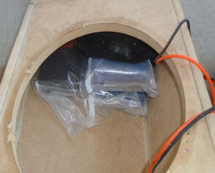 Officers at the Port of Nogales located a combination of cocaine and heroin from within a speaker box inside of a smuggling vehicle