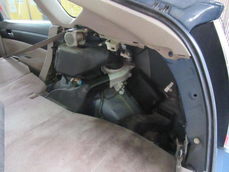 CBP officers discovered 13 pounds of cocaine within the rear quarter panels of a smuggling vehicle