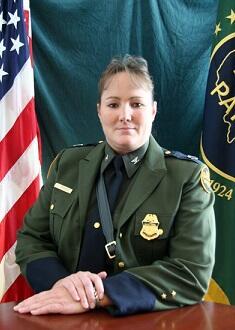 U.S. Border Patrol Chief Carla L. Provost