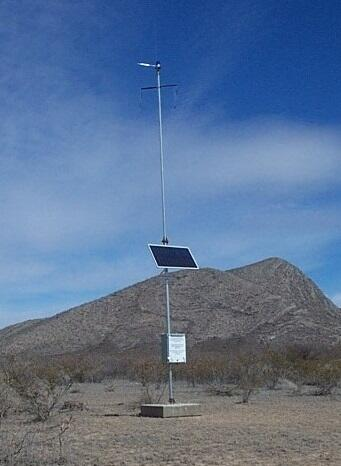 This rescue beacon is the same type as the one activated by two Mexican nationals