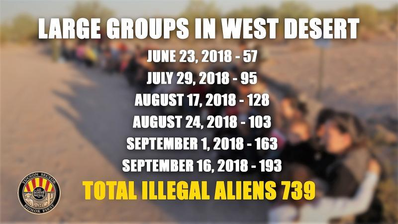 Courtesy U.S. Border Patrol-Tucson Sector