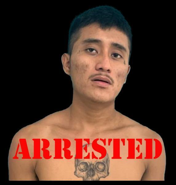 arrested gang memebr in laredo