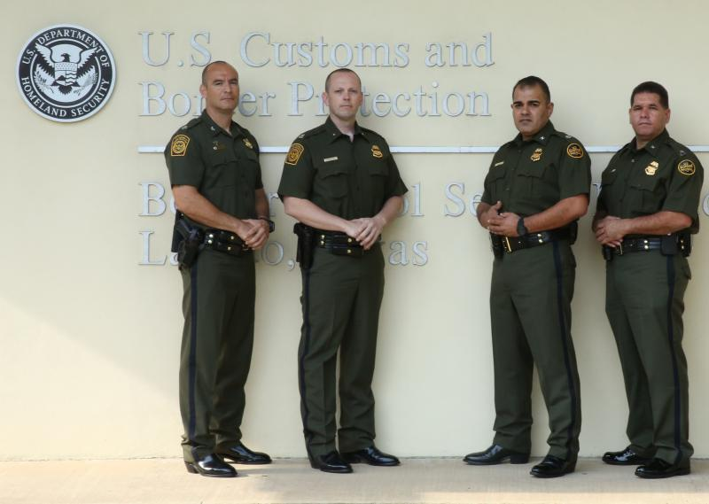 Laredo Sector Border Patrol Announces Leadership Selections