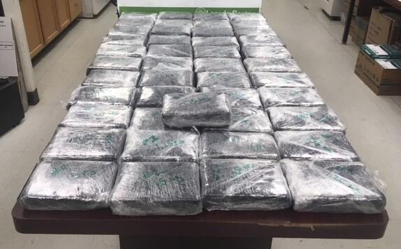 cocaine seized in freer texas
