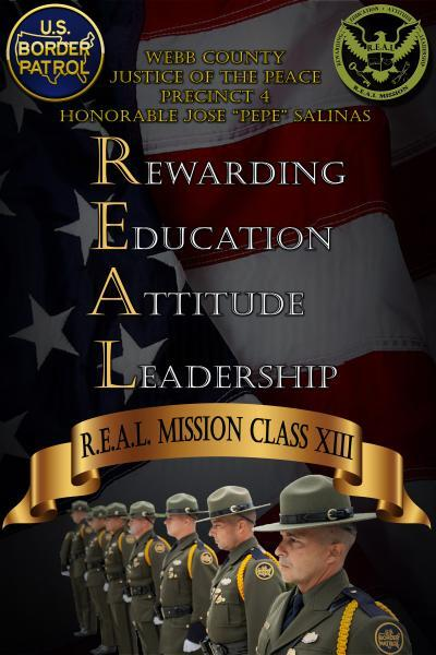 REAL MISSION Flyer
