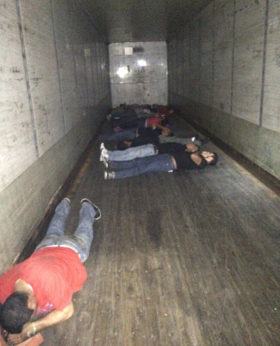 Laredo Sector Border Patrol Agents Make Significant Narcotics Seizures and Rescue Immigrants