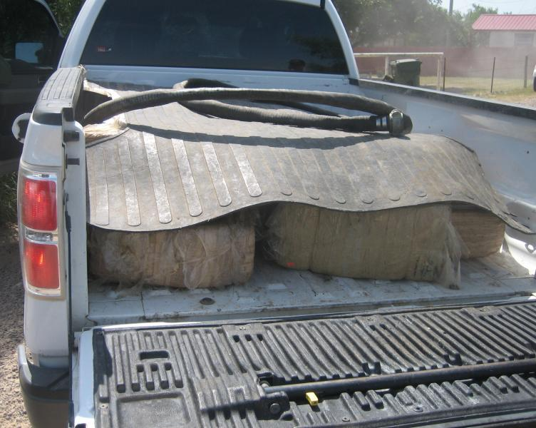Border Patrol Agents assigned to the Zapata Station make a Significant Seizure …….