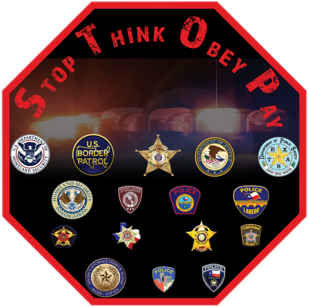 Law Enforcement S.T.O.P. Messaging Campaign