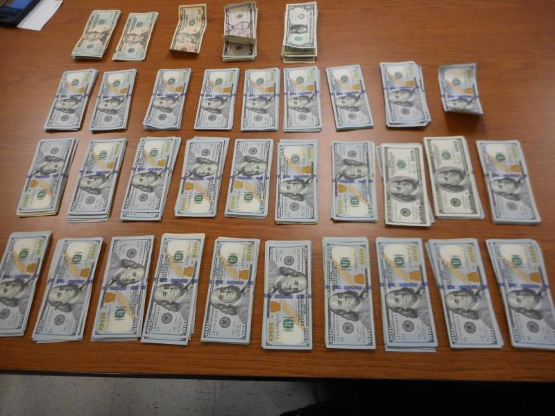$28k Currency Seizure