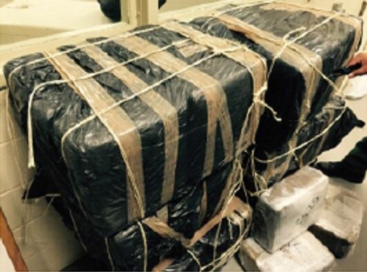 On Aug. 5, agents from the Eagle Pass Station seized 488 pounds of marijuana.