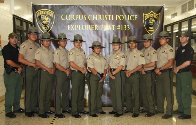 Explorer Post 925 earned a total of two trophies and 12 medals.