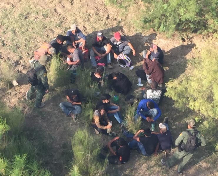 Carrizo Springs Border Patrol agents apprehended 21 undocumented immigrants recently - one of whom required medical attention. Agents also discovered two deceased subjects.