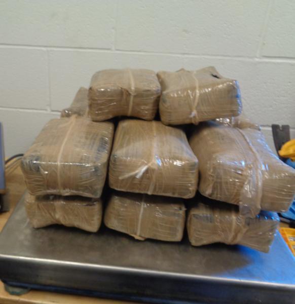 CBP Field Operations Seizes Methamphetamine Worth Nearly ...