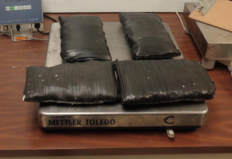 CBP Officers at Hidalgo International Bridge Seize Over $300