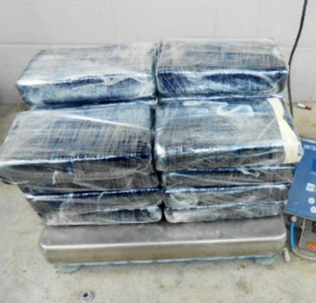 CBP's Hidalgo Port of Entry Seizes $2 Million in Narcotics, Detects Impostors and Prohibited Items in April