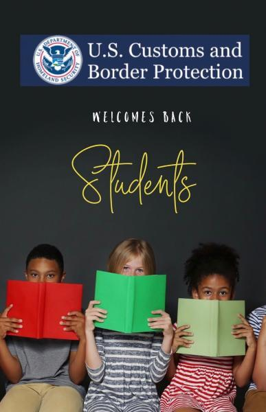 CBP Welcomes back Students