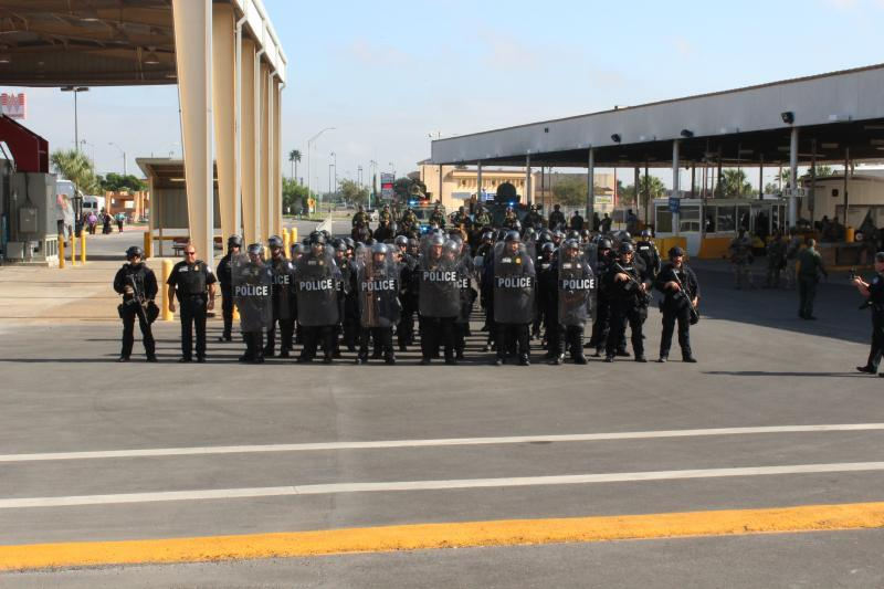 CBP will begin to conduct Mobile Field Ofrce TRaining at Laredo Field Force exercises at Laredo FIeld Office Ports of Entry in the near future
