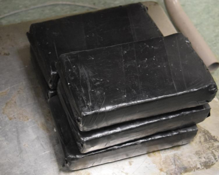 Packages containing nearly 12 pounds of cocaine seized by CBP officers at Brownsville Port of Entry