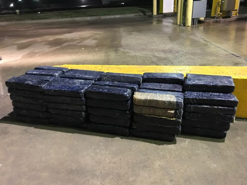 Progreso CBP Officers Seize Over 410 Pounds of Marijuana Hidden in