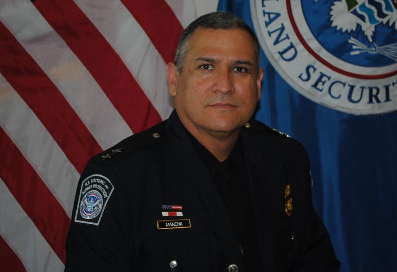 El Paso Director of Field Operations Hector A. Mancha Jr.