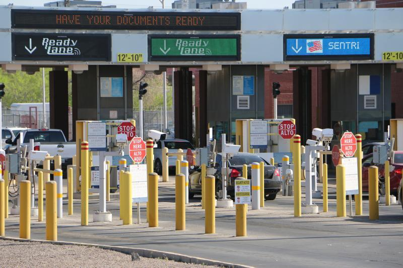 Ysleta port of entry Ready Lanes