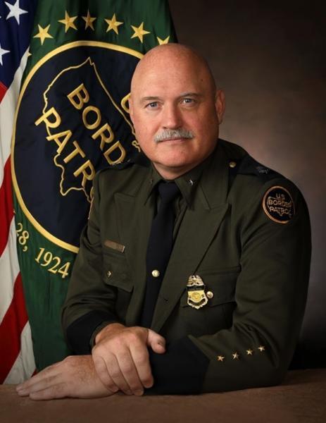 Deputy Chief Patrol Agent Michael W. Hanson