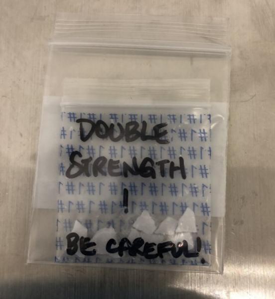 Fentanyl found in shipment at Blue Water Bridge