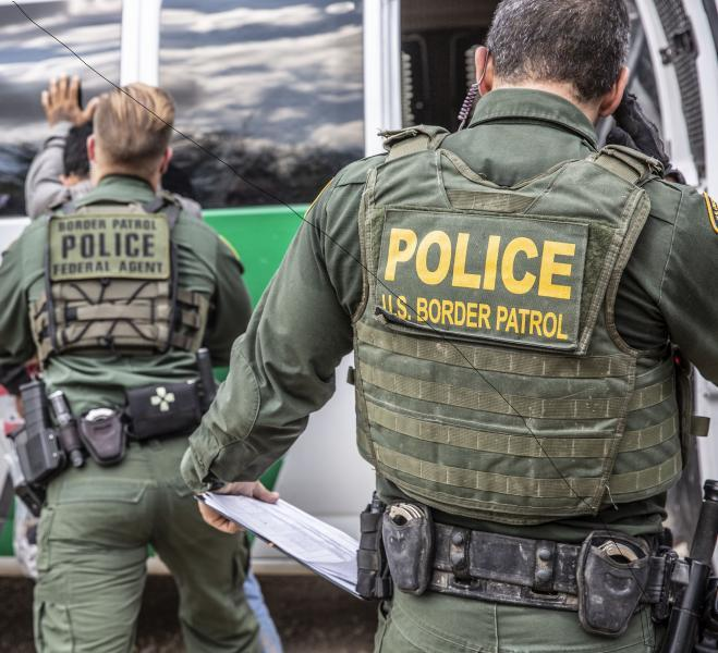 Border Patrol agents arrest 2 near St John, ND