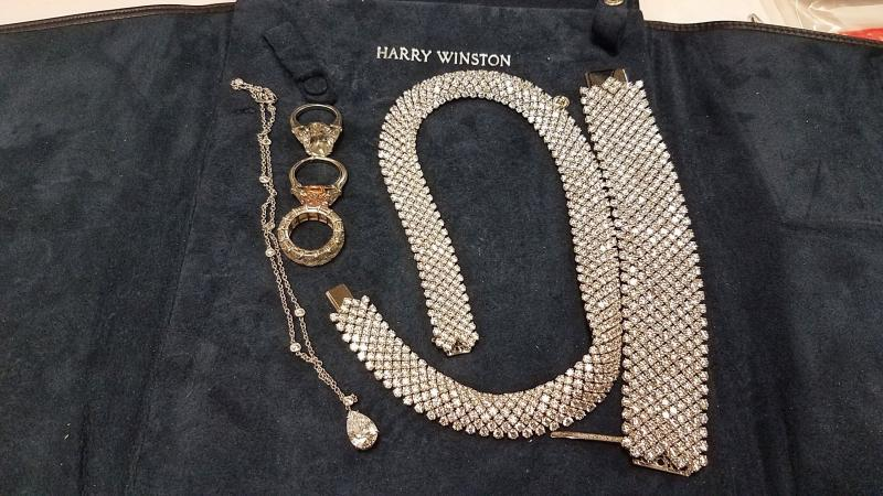 Undeclared jewelry seized at Detroit Windsor Tunnel Monday Nov 16