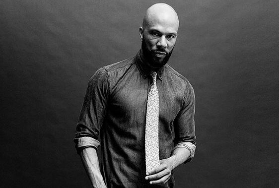 Award-winning Rapper, Actor and Author Common