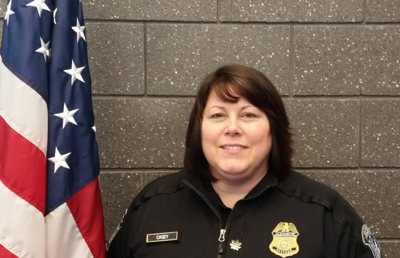 CBP's Buffalo Field Office appointed Supervisory CBP Officer Tracy Casey as the new Tribal Liaison Officer for the Massena Port of Entry
